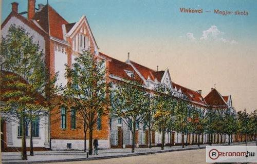 Vinkovci Magyar iskola