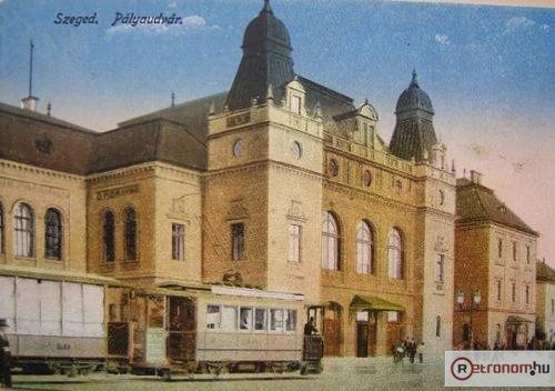 Szeged Pályaudvar