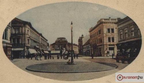 Szeged Klauzár tér