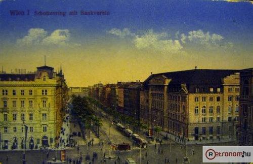 Bécs Schottenring