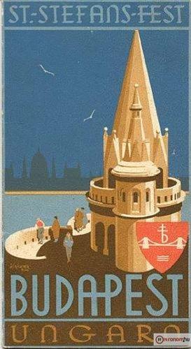 Budapest utikönyv