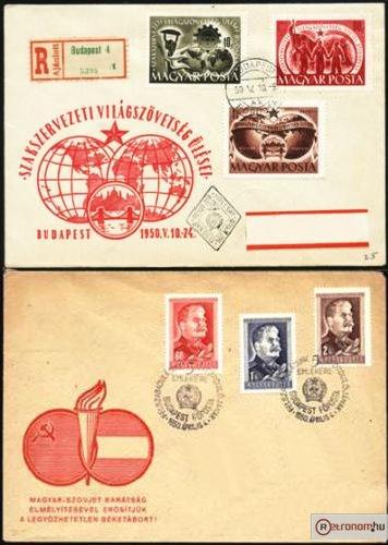 Sztálin boritékok