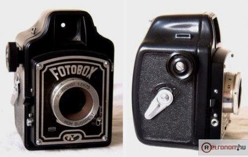 FOTOBOX fényképezõgép