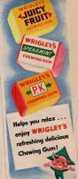 Wrigleys rágógumi