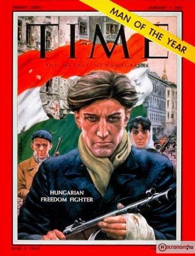 1956-os TIME magazin