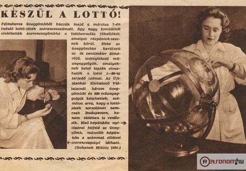 Lotto készül