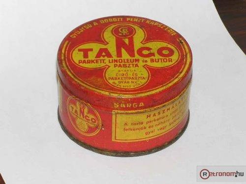 Tango paszta