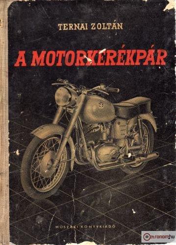 Ternai- A motorkerékpár