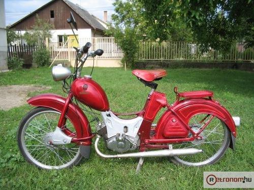 Simson motorkerékpár