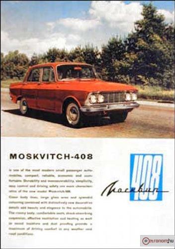 Moszkvics 408