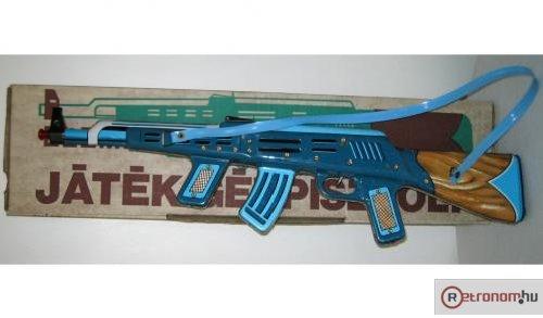 Lemezárugyári Játékgéppuska