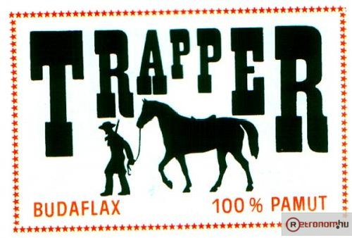 Trapper farmer emblémája