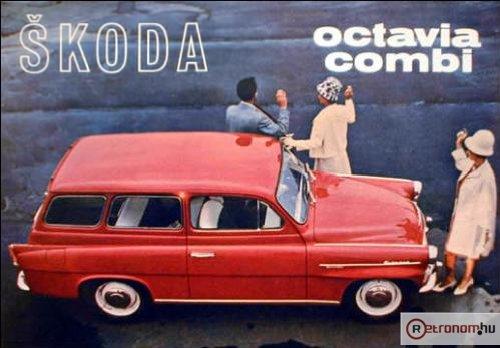 Skoda Octavia Combi