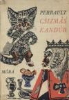 Csizmás Kandúr mesekönyv