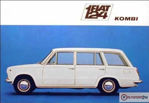 Fiat 124 kombi