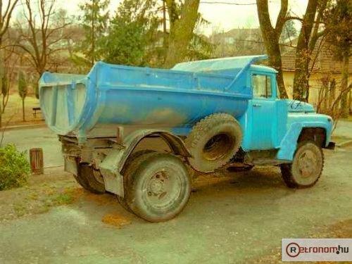 ZIL teherautó