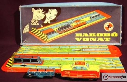 Lemezárugyári Rakodó Vonat