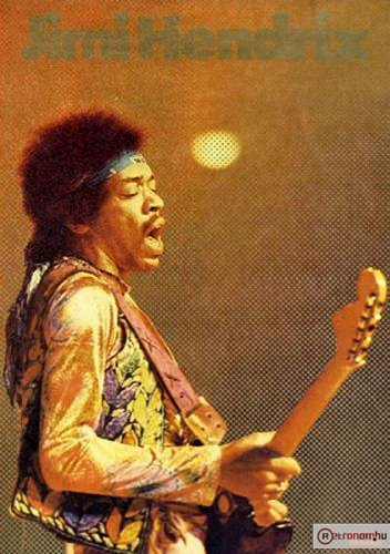 Jimi Hendrix plakát