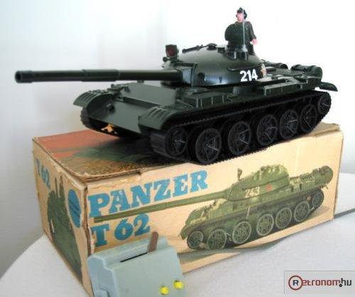 Tank T62