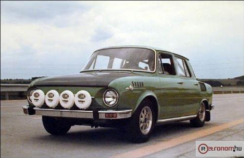 Skoda 100 L Rallye