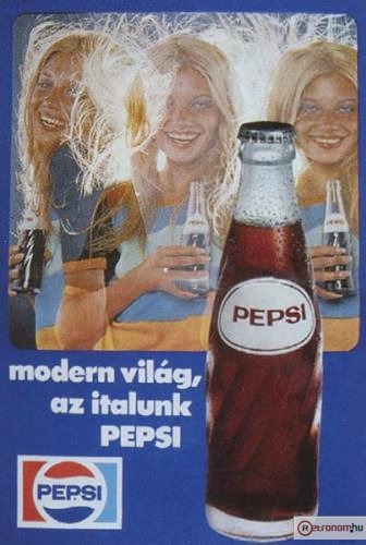 Pepsi-Cola plakát