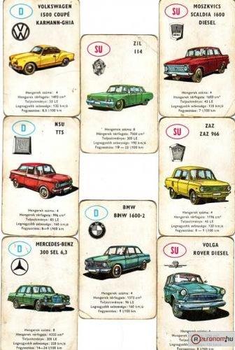 Autóskártya D-SU