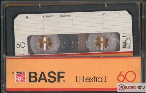 BASF LH Extra  kazetta