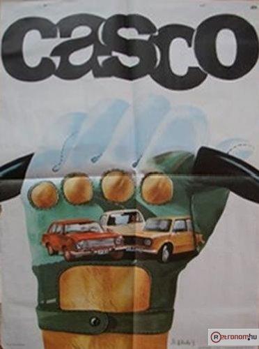 Casco plakát
