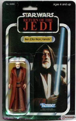 Star Wars Obi Wan Kenobi bábu