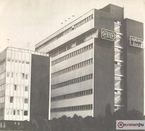 Ofotért épülete