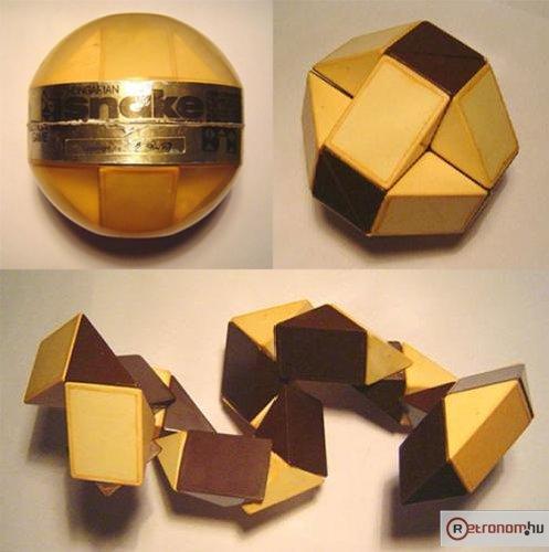 Rubik kigyó