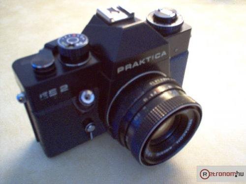 Praktica fényképezőgép EE-2