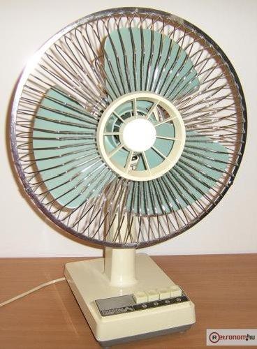 PREDOM-Metrix asztali ventilátor
