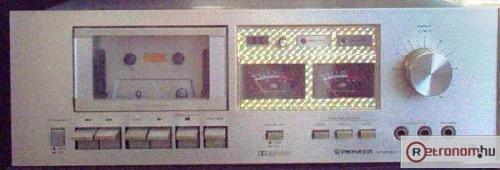 PIONEER CT-506 deck