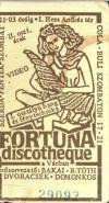 FORTUNA disco