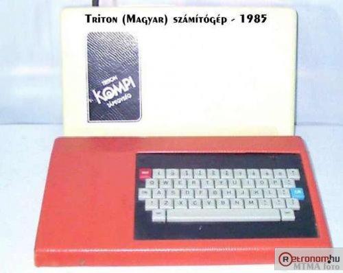 TRITON számítógép