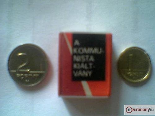 Kommunista kiáltvány minikönyv