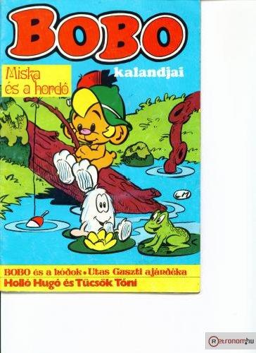 Bobo kalandjai