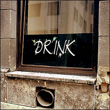 Utcakép DrinkBar
