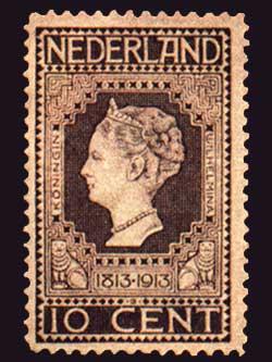 Holland bélyeg