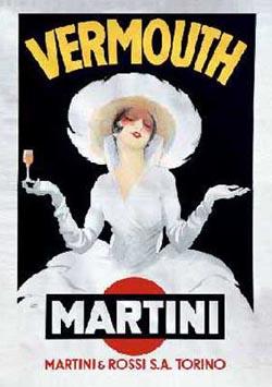 Martini plakát