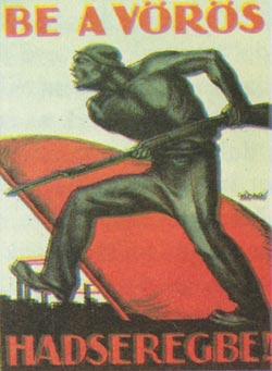 Be a Vöröshadseregbe!