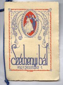 Táncrend, Széchenyi Bál