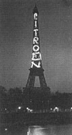 Eiffel-tornyon