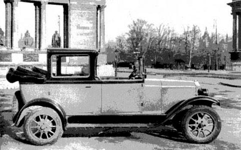 Magomobil taxi