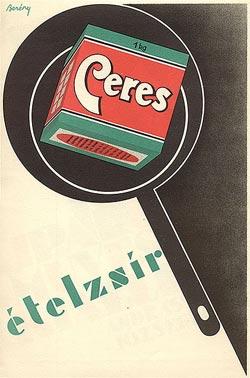 Ceres ételzsír