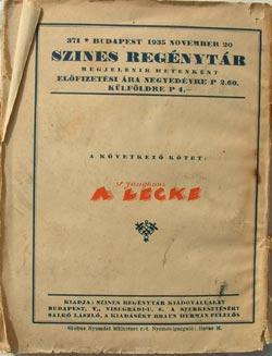Színes Regénytár