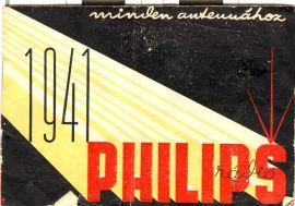 Philips reklámfüzet
