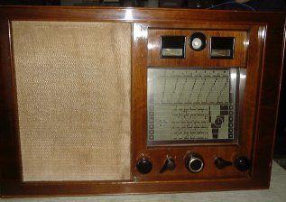 Standard rádió 4455-ös
