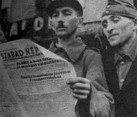 Hazatérő hadifoglyok